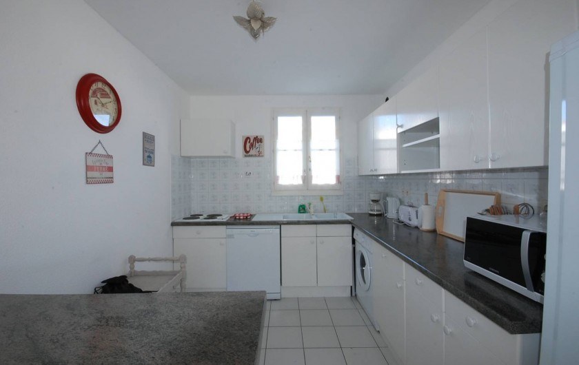 Location de vacances - Maison - Villa à Saint-Martin-de-Ré - La cuisine