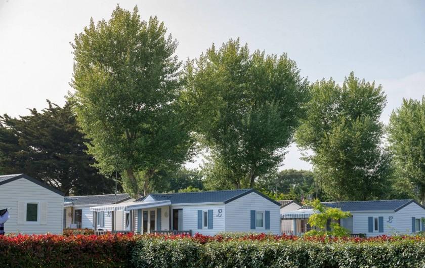 Location de vacances - Camping à Guérande - camping la fontaine Guerande
