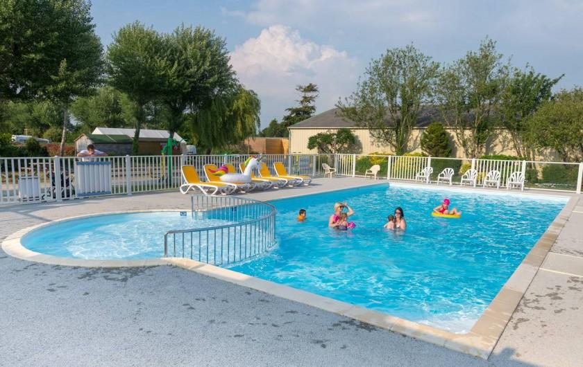 Location de vacances - Camping à Guérande