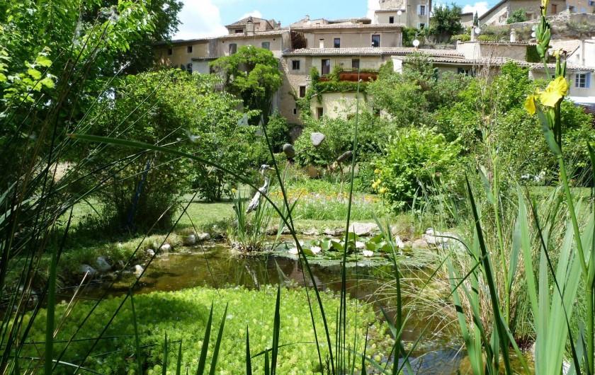 Location de vacances - Gîte à Mollans-sur-Ouvèze - En été