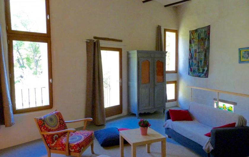 Location de vacances - Gîte à Mollans-sur-Ouvèze - Chambre 1