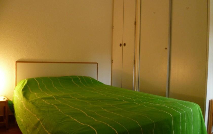 Location de vacances - Appartement à La Croix-Valmer - Chambre