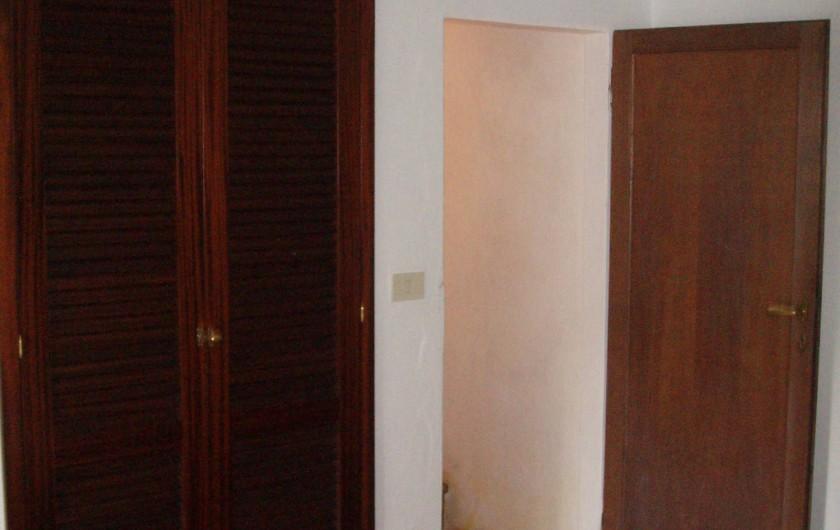 Location de vacances - Villa à La Spezia - La deuxième chambre double
