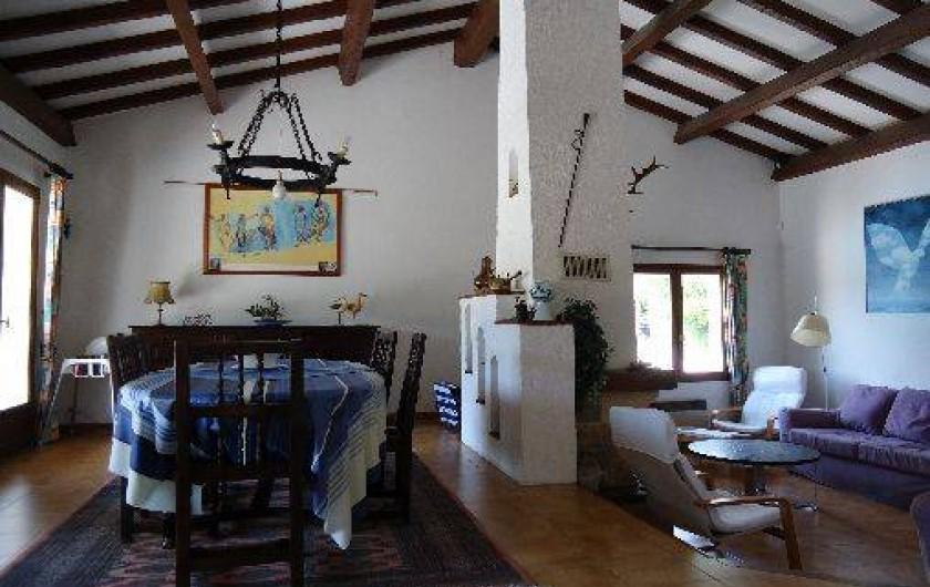 Location de vacances - Villa à Rocbaron