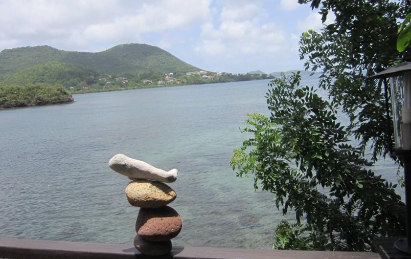 Location de vacances - Studio à Sainte-Luce - Zen sous les tropiques ...