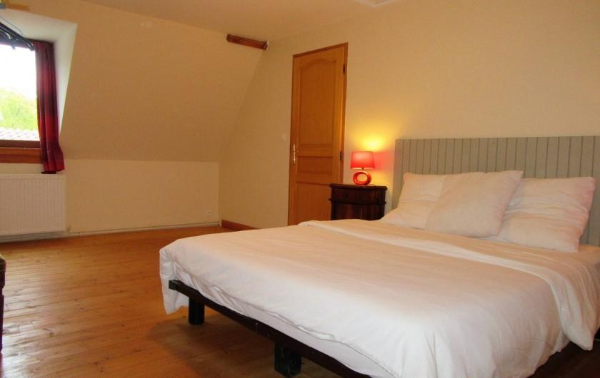Location de vacances - Villa à Salviac - Chambre 4 ; 15 m2 1er ét.