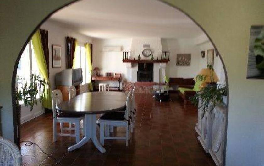 Location de vacances - Appartement à Cargèse - Séjour du 1er