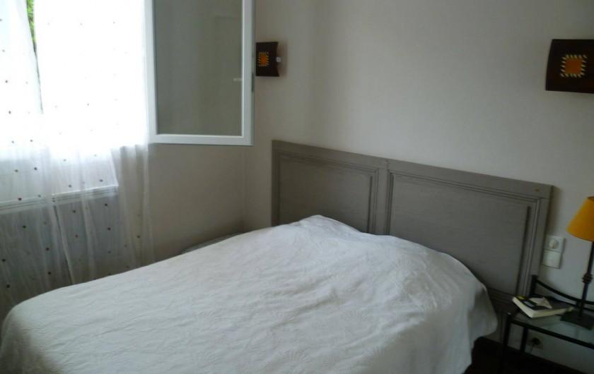 Location de vacances - Appartement à Cavalaire-sur-Mer - Chambre