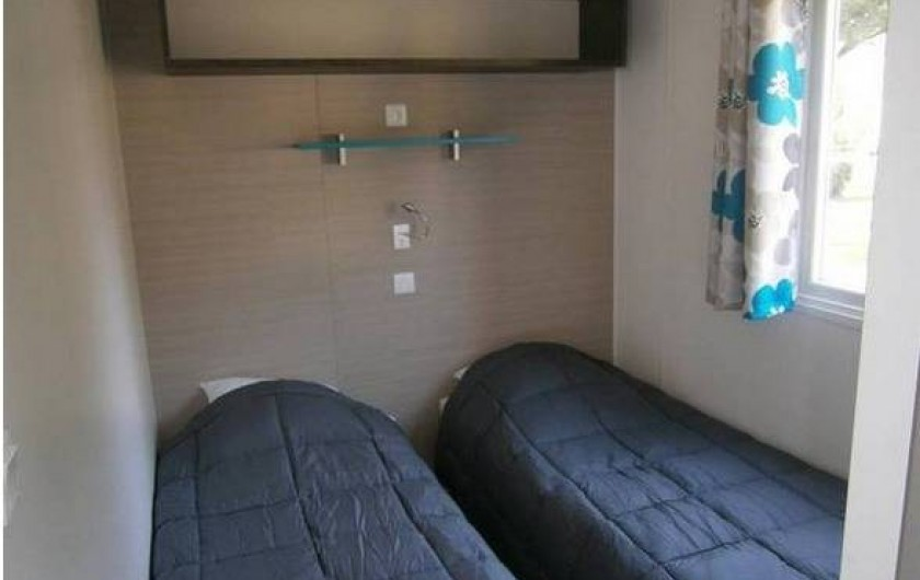 Location de vacances - Bungalow - Mobilhome à Blanes - Mobile-home 1 à 7 personnes