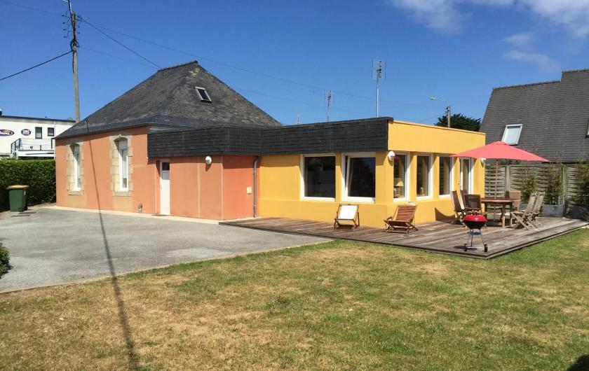 Location de vacances - Maison - Villa à Landéda