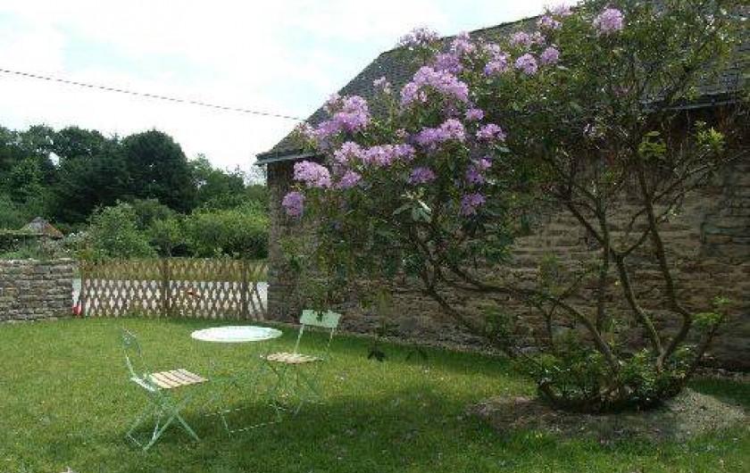 Location de vacances - Chambre d'hôtes à Nivillac - Coin détente