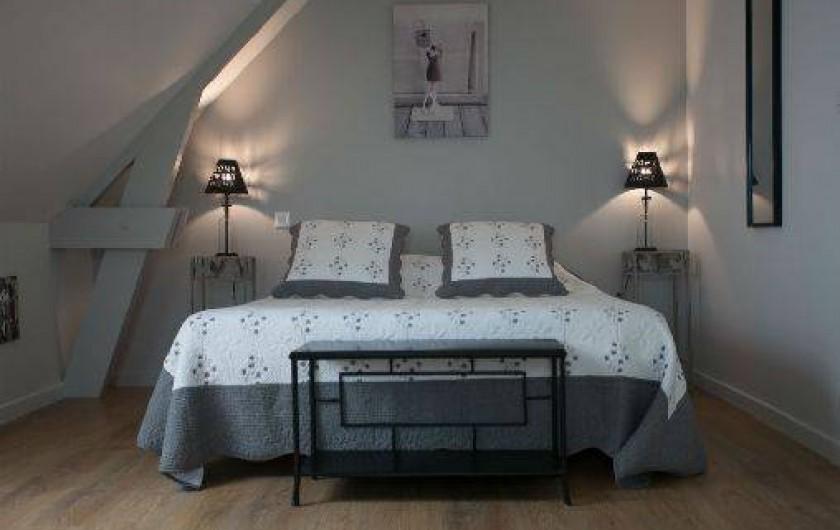 Location de vacances - Chambre d'hôtes à Nivillac - Chambre Rétro/Brocante