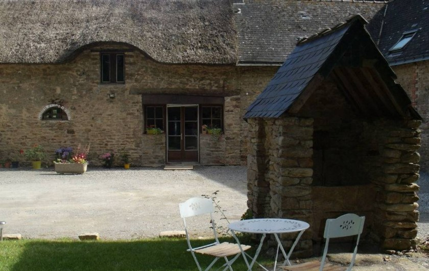 Location de vacances - Chambre d'hôtes à Nivillac - Puits