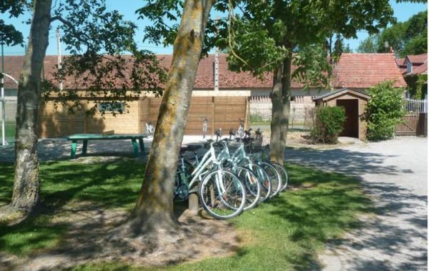 Location de vacances - Bungalow - Mobilhome à Le Crotoy