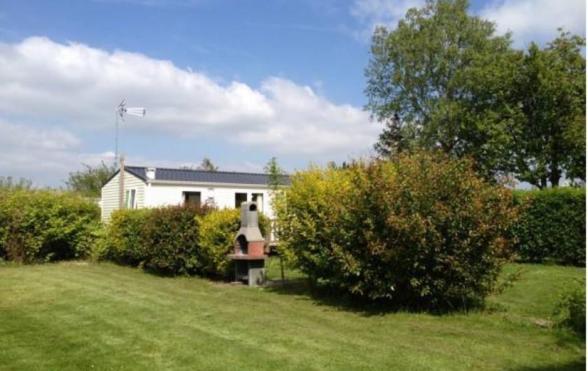 Location de vacances - Bungalow - Mobilhome à Le Crotoy - Location de mobil-home