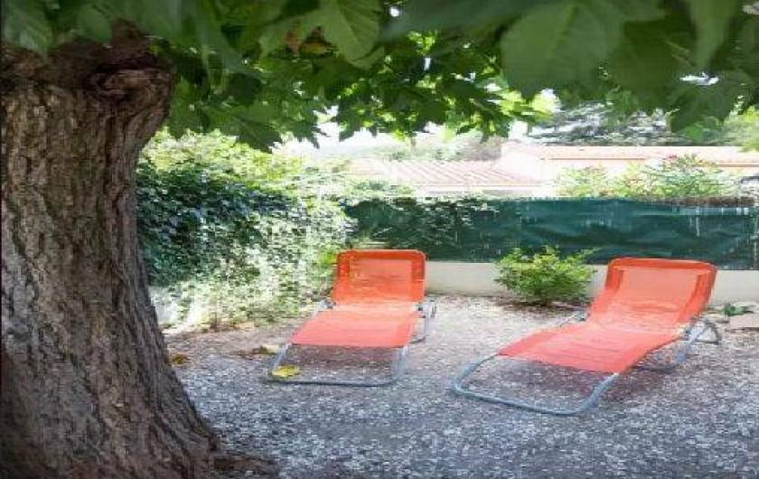 Location de vacances - Villa à Sorède
