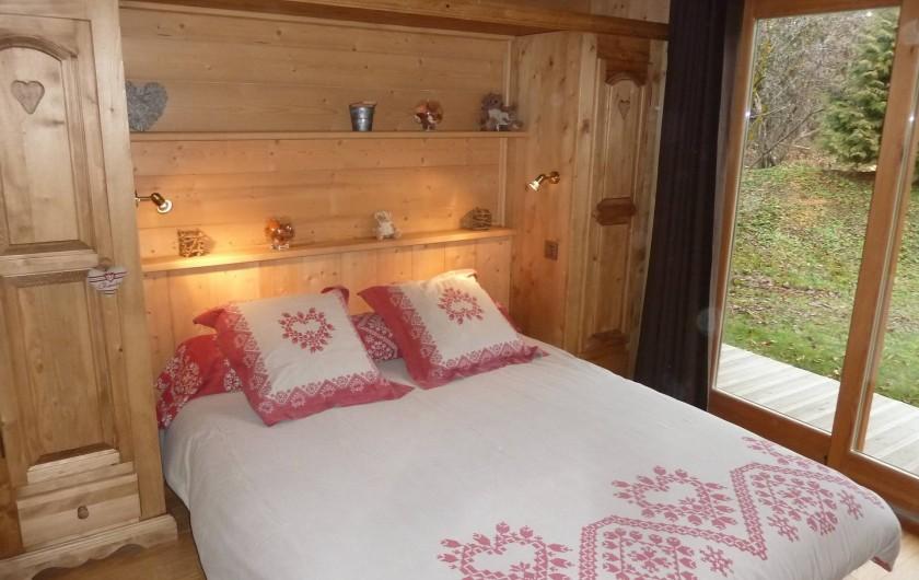 Location de vacances - Chalet à Megève - chambre 1