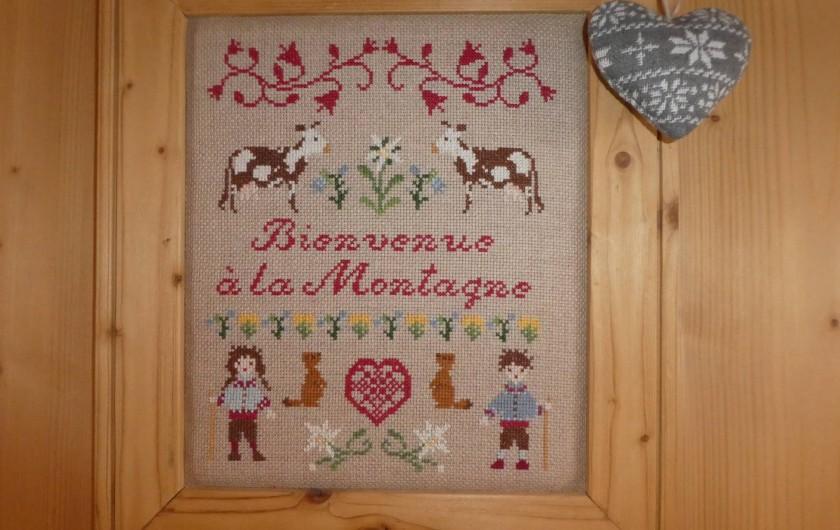 Location de vacances - Chalet à Megève - la décoration