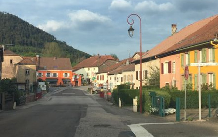 Village de Raon sur Plaine