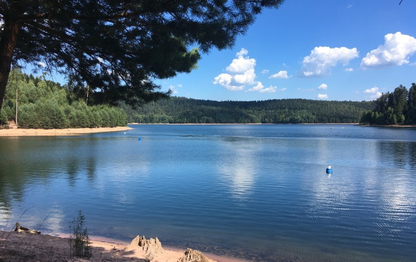 Location de vacances - Gîte à Raon-lès-Leau - Lac de Pierre Percée