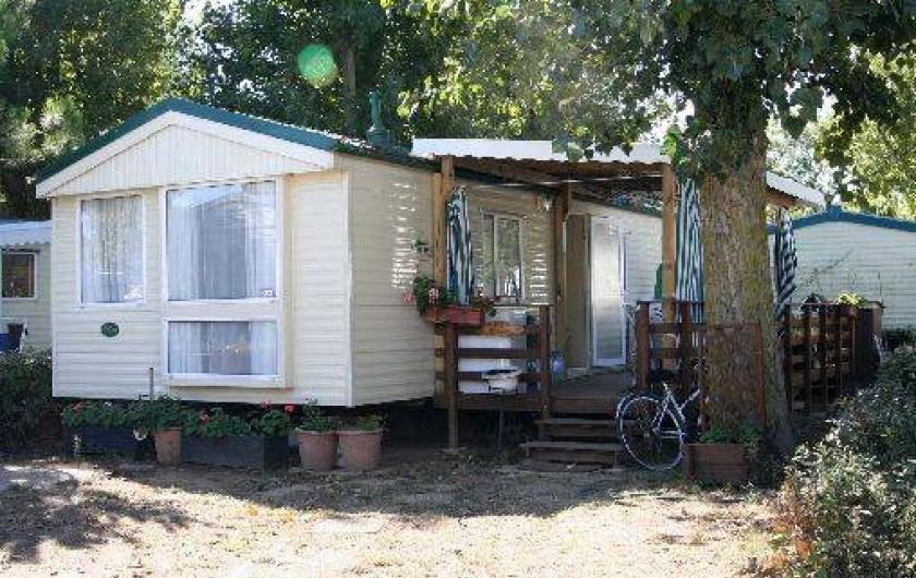 """Location de vacances - Camping à Vias - Forêt 42 """"Callie"""""""