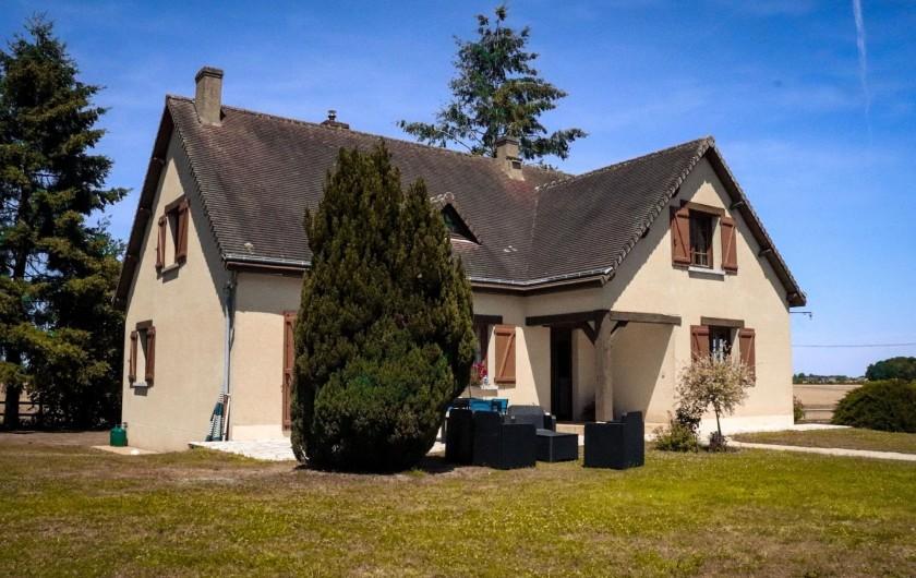 Location de vacances - Maison - Villa à Nonvilliers-Grandhoux