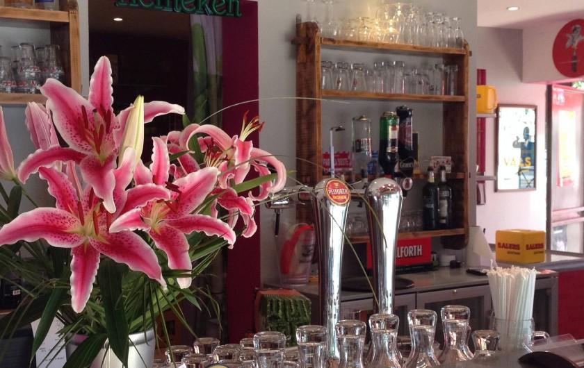 Location de vacances - Bungalow - Mobilhome à Salavas - Bar