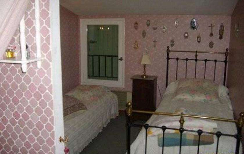Location de vacances - Villa à Puget - une chambre