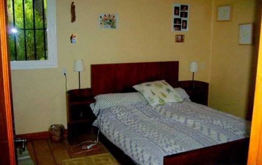 Location de vacances - Villa à Puget - une chambre avec lit double