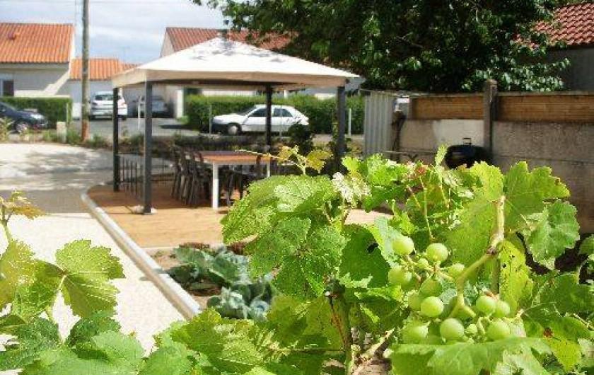 Location de vacances - Gîte à Neuvy-en-Mauges