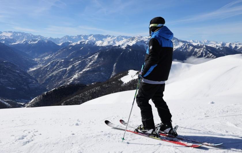 Location de vacances - Appartement à Sengouagnet - A 18 Km de la station de ski du Mourtis