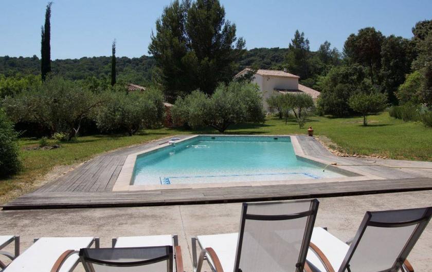 Location de vacances - Villa à Sauveterre