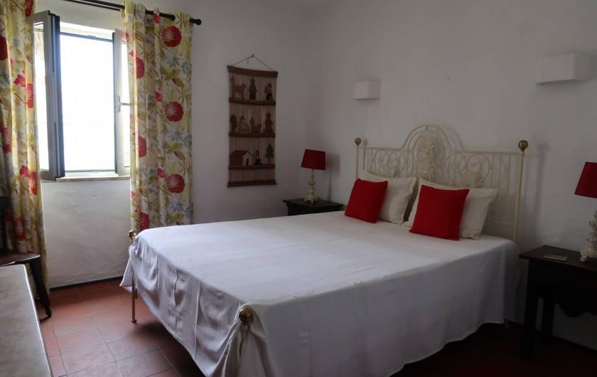 Location de vacances - Villa à Albufeira - Chambre Blanche