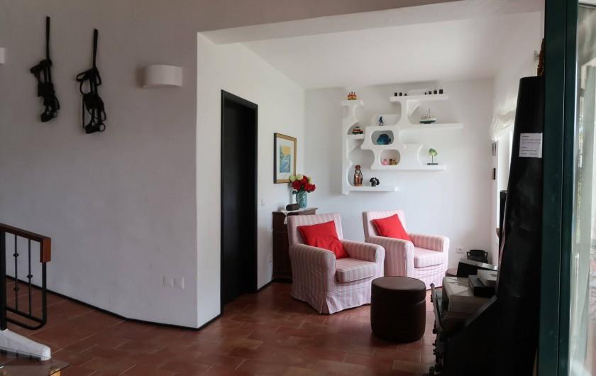 Location de vacances - Villa à Albufeira - Petite sale anèxe aux salon