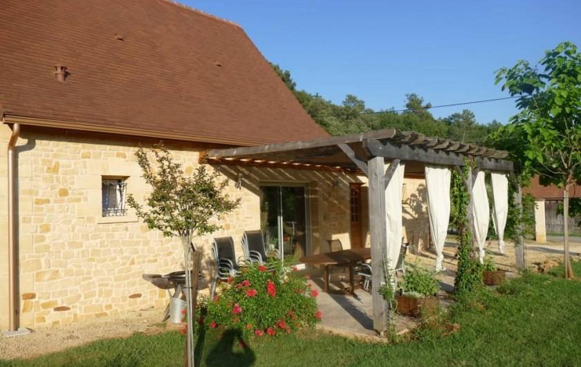 Location de vacances - Gîte à Carsac-Aillac - le Catalpa