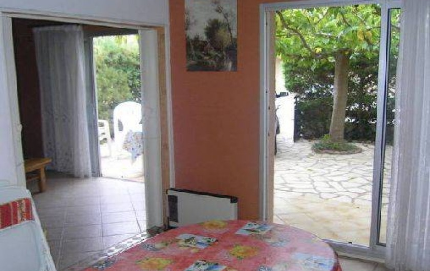 Location de vacances - Villa à Saint-Pierre la Mer