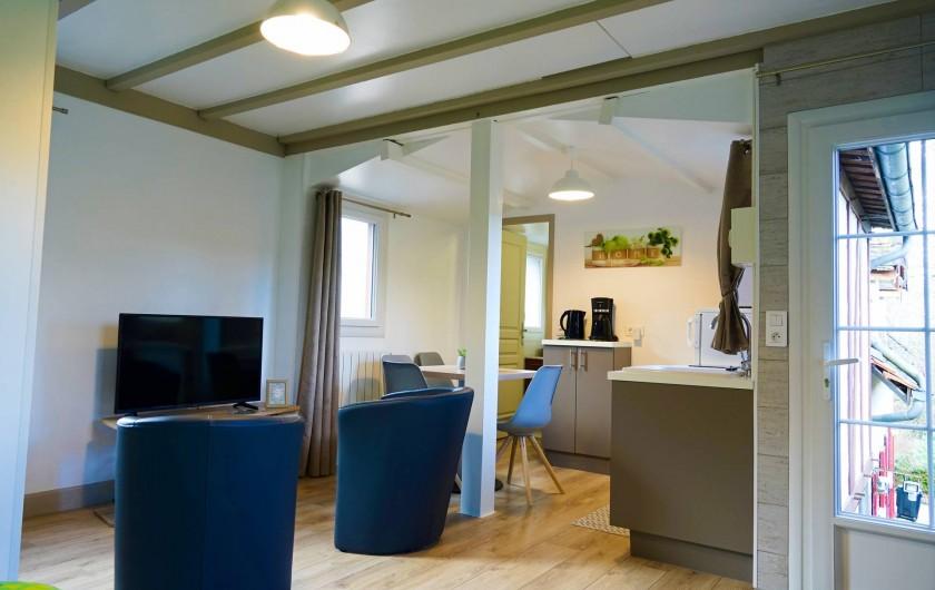Location de vacances - Maison - Villa à Sarlat-la-Canéda - Studio meublé le Pigeonnier