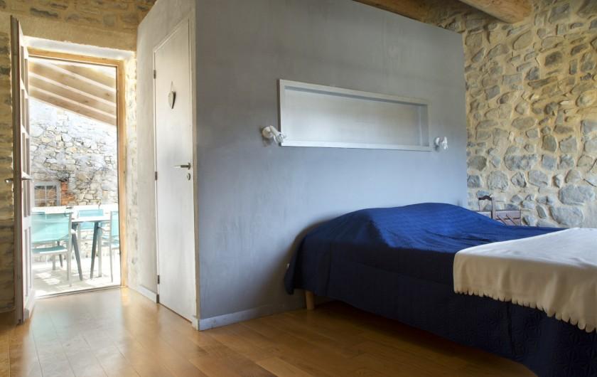 Location de vacances - Mas à Bouquet - La chambre n°4