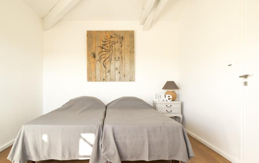 Location de vacances - Mas à Bouquet - La chambre n° 5