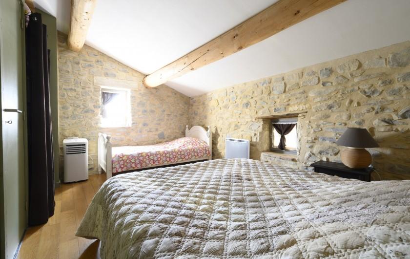 Location de vacances - Mas à Bouquet - La chambre n°6