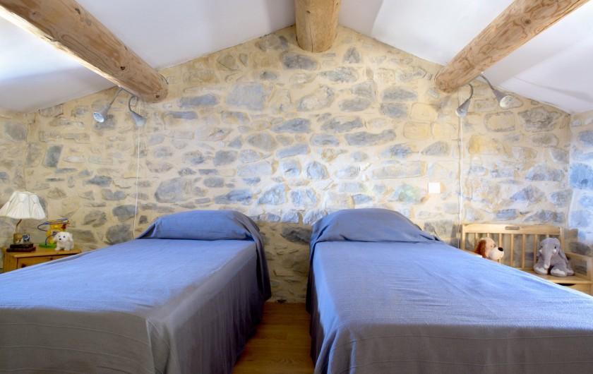 Location de vacances - Mas à Bouquet - La chambre n°7