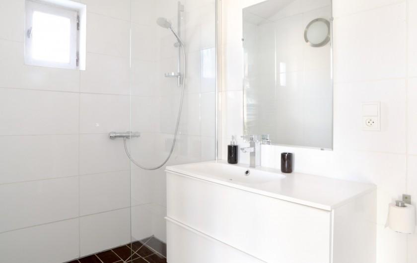 Location de vacances - Mas à Bouquet - La salle de bain n°4