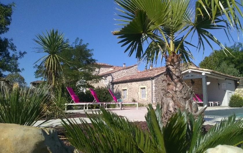 Location de vacances - Mas à Bouquet