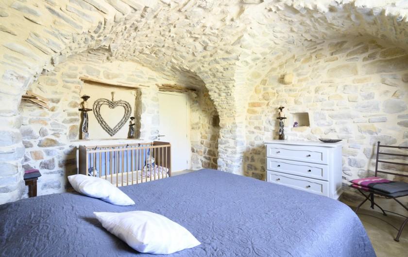 Location de vacances - Mas à Bouquet - La chambre n°1