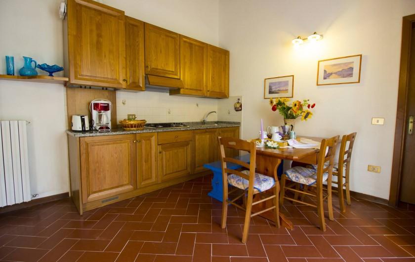 Location de vacances - Appartement à Sughera