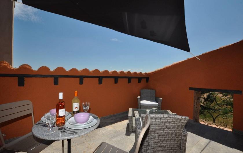 Location de vacances - Mas à Oms - Suite Luxe Ceret