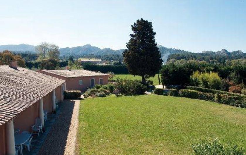 Location de vacances - Appartement à Saint-Rémy-de-Provence