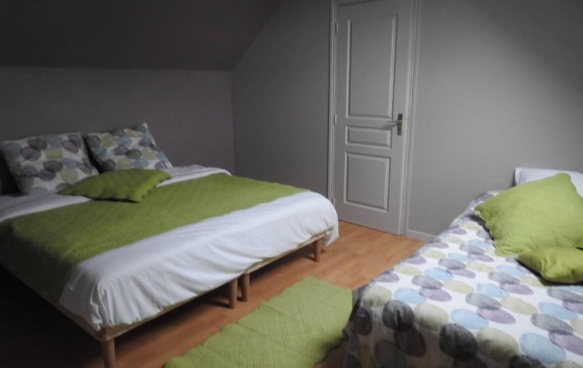 Location de vacances - Maison - Villa à Tour-en-Sologne - Chambre Verte