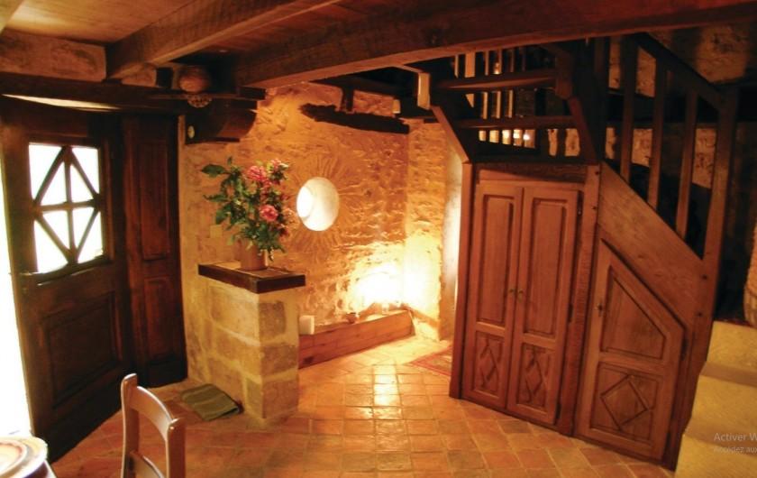 Location de vacances - Villa à Fleurac