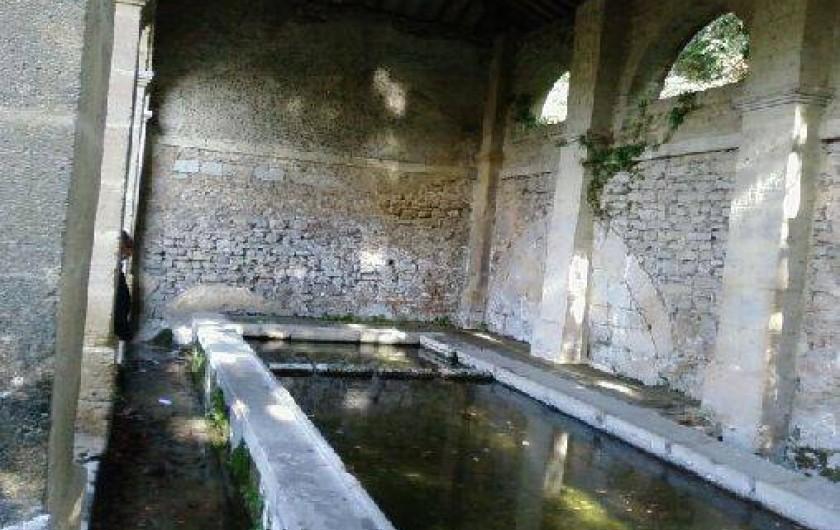 Location de vacances - Villa à Boisset-et-Gaujac